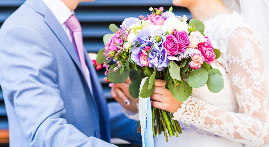 Wedding Flowers by Flowers on Plenty 3