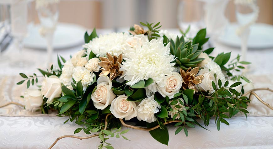 Wedding Flowers by Flowers on Plenty 2